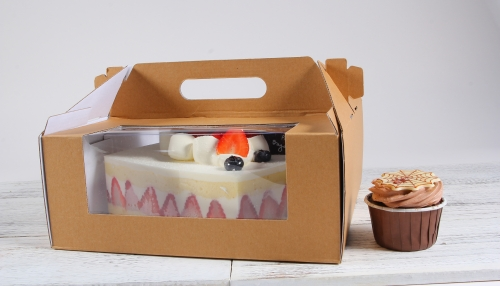 Carry cake box